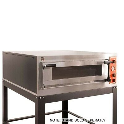 AG Italian Made Commercial 4 Series Electric Single Deck Oven AG Equipment|
