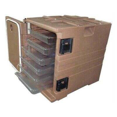 Insulated Front Loading Food Pan Carrier F.E.D|