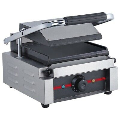 Benchstar Large Single Contact Grill Panini Presses & Sandwich Grills