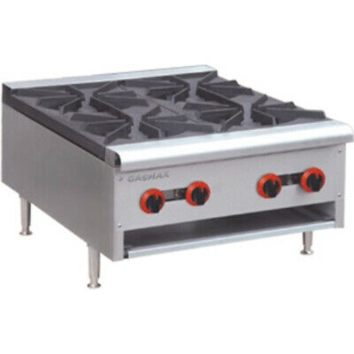 GasMax Cook Top NG 4 Burners 600mm Wide with Flame Failure