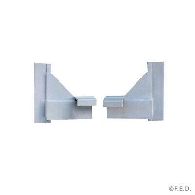 Rust Free Corner Connectors Modular Systems Stainless Steel Accessories