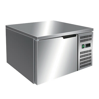 ItaliaCool Counter Top Blast Chiller Stainless Steel 3 Trays Blast Chillers