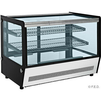 Bonvue 160L Square Chilled Display With 2 Shelf