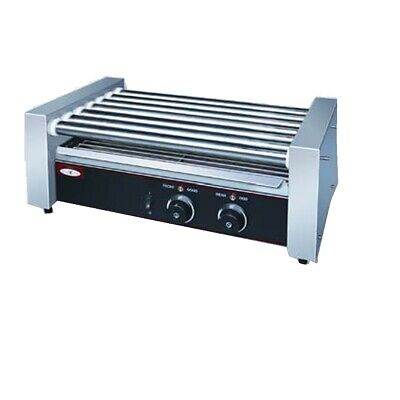 Benchstar Dual Temp Hot Dog Grill Rollers 7 Sausage