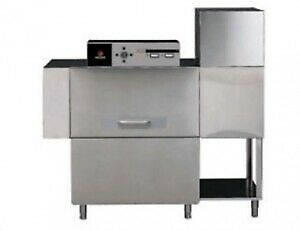Fagor Concept Electric Rack Compact Conveyor Left To Right Dishwasher 47.4kW