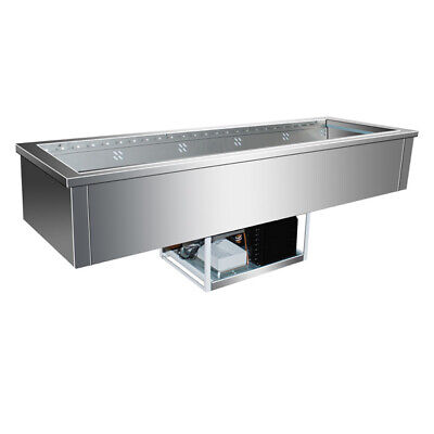 Thermaster Refrigerated Buffet Servery Insert 5 x 1/1 Gastronom Pans