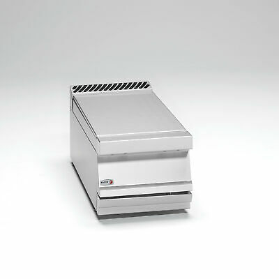 Fagor 700 Series Work Top with Stainless Steel Finishing 350mm Wide