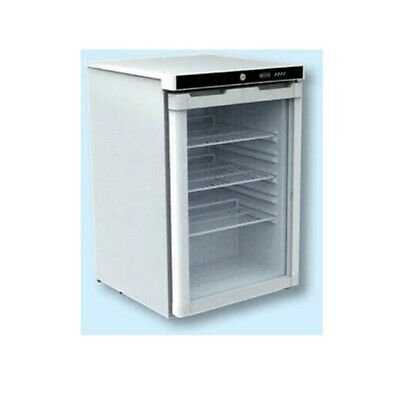 Thermaster 145L Underbench Chiller With Glass Door