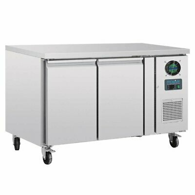 Polar Counter Gastro Freezer 2 Doors