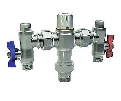 Acqua Thermostatic Mixing Valve