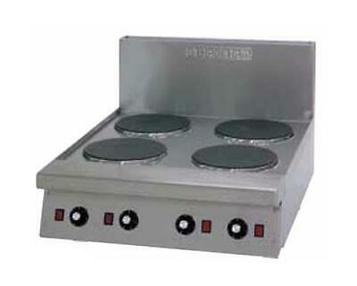 Goldstein PEB4S 4 Solid Plates Electric Boiling Tops