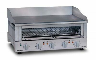 Roband Griddle Toaster - High Production Benchtop Equipment