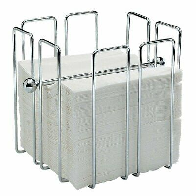 Olympia Wire Napkin Holder for approx 150 Napkins - 190x190x190mm