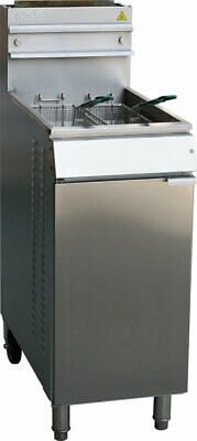 LKKGF4 Gas Deep Fryer Standing Deep Fryers