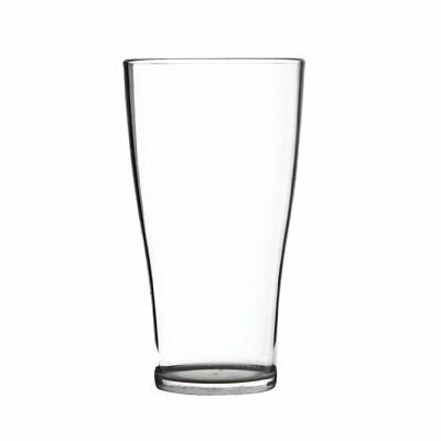 Polycarbonate Conical Glass - 425ml (Box 50) Non Branded|