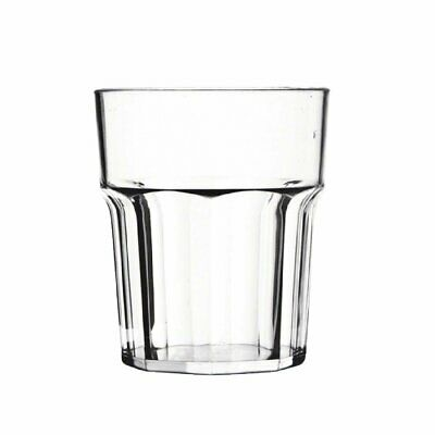 Granite Glass Polycarbonate - 256ml (Box 50) Non Branded|