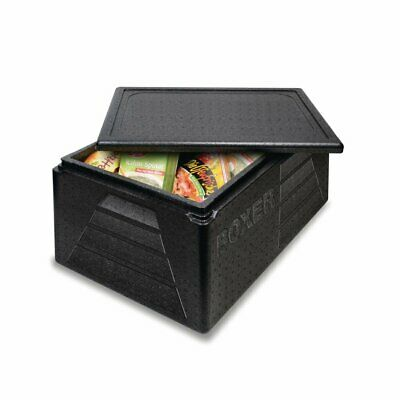 Thermobox Boxer GN 1/1 Black - 42Ltr Non Branded|