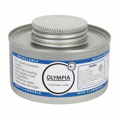 Olympia Chafing Liquid Fuel 4 Hour (Pack 12)