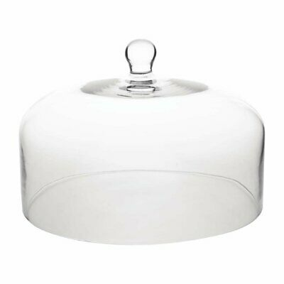 Olympia Glass Cake Stand Dome for Base CS013 290(dia)x200(h)mm