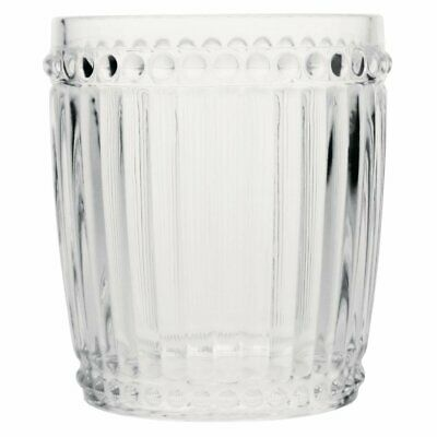 Olympia Baroque Rocks Glass Clear - 325ml 11.5oz (Box 6)