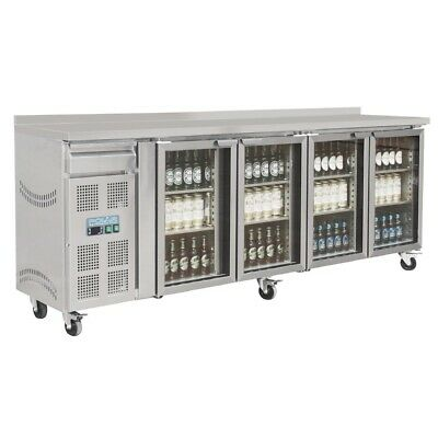 Polar Premium Bar Fridge 4 Door