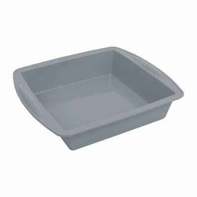 Vogue Flexible Silicone Square Bake Pan 245x245mm