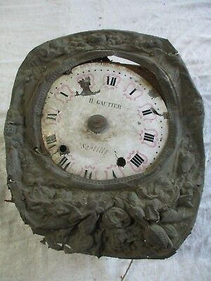Movement Clock Antique