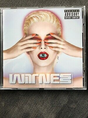 Katy Perry : Witness CD - BRAND NEW AND UNPLAYED NOT SECOND HAND