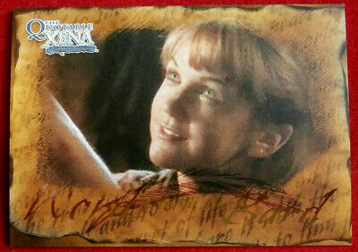 Quotable XENA - Words from the Bard - Individual Chase Card B3 - Find Peace