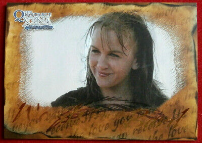 Quotable XENA - Words from the Bard - Individual Chase Card B5 - Love You Give
