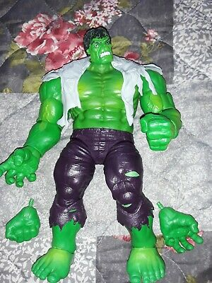 Marvel Legends 80 Years Anniversary Hulk Loose Ready To Ship Us Seller In-Stock