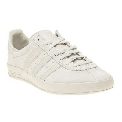 ADIDAS BROOMFIELD RAW White Brown Gold Metallic Schuhe