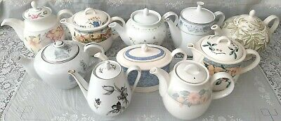 Vintage china teapots - for afternoon tea events