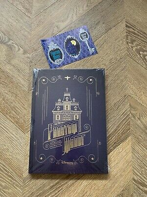 Phantom Manor Livre Disneyland Paris Collector Neuf