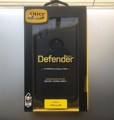 NEW Genuine Otterbox Defender Series Case for the Iphone XR