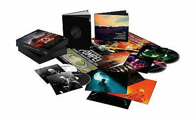 "David Gilmour - Live At Pompeii ""Deluxe"" 2 Cd + 2 Bluray Brand New & Sealed"