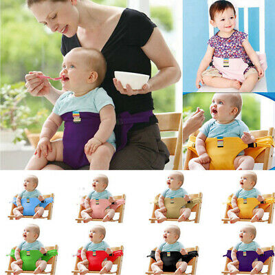 Useful Baby Infant Toddler High Chair Harness Feeding Safety Seat Belt Strap