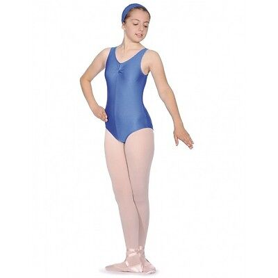 New Childrens/Girls/Adults Nylon/Lycra Dance Leotard All Sizes And Colours
