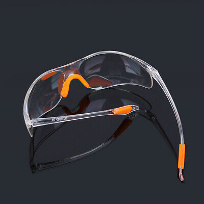 Eye Protective Glasses Safety Factory Lab Outdoor Work Anti-impact Goggles