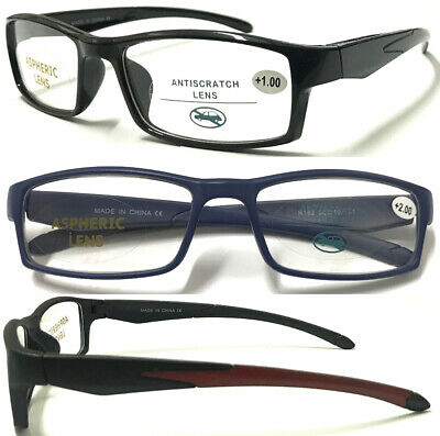 R152 Superb Quality Sports Style Reading Glasses/Super Fashion Comfort Designed