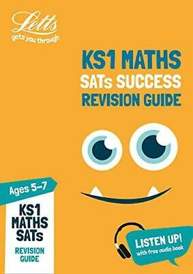 KS1 Maths SATs Revision Guide: 2018 Tests by Letts KS1
