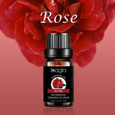 Rose Aromatherapy Essential Oils Natural Pure Essential Oil Fragrances 10ml