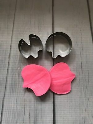 Sweet Pea Cutter And Veiner Set Flowers Cake Decorating Sugarcraft