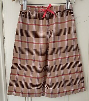 Paul Smith girl's Cropped trousers in pink age 3 - 4 years cost £60