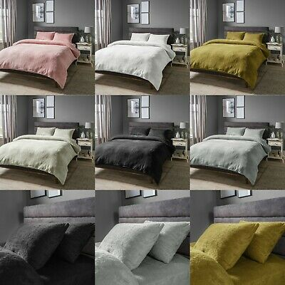 Teddy Fleece Extra Plush Duvet Cover Bedding Set Quilt Cover With Pillow Cases