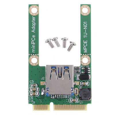 Mini pcie to USB 2.0 adapter converter,USB 2.0 to mini pci-e PCIE express caEO