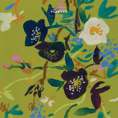 2020 Flowers Best Life Large Monthly Planner