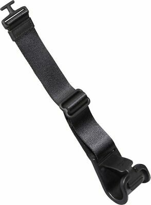 Tumi Luggage Add-a-Bag Attachable Strap Alpha J-Hook Travel Accessory Black