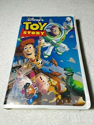 Toy Story [VHS, 1996] (Complete In Box) 《FAST WORLDWIDE SHIPPING!!!》