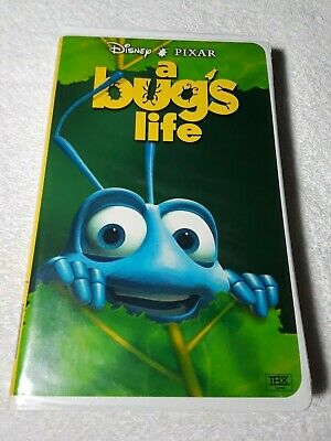 A Bugs Life [VHS, 1999] (Complete In Box) 《FAST WORLDWIDE SHIPPING!!!》